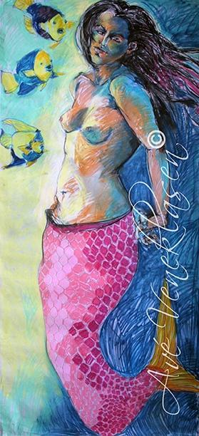 Ave_Veneklasen_Mermaids_FishCouncil_Pastel